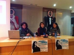 """Charla-café """"Os dereitos sexuais e reprodutivos a debate"""", con Lola Ferreiro"""