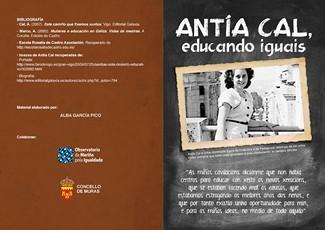 Unidade didactica Antía Cal